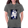Star Wars The Force Awakens R2-D2 Womens Polo