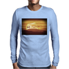 Star Wars The Force Awakens TIE Fighters In The Sunset Mens Long Sleeve T-Shirt