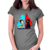 Star Wars The Force Awakens Womens Fitted T-Shirt