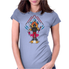 Star wars - Vader Monguito Womens Fitted T-Shirt