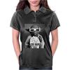 Star Wars Yoda Cinema Funny Womens Polo