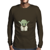 Star Wars Yoda pixel art by Birta Mens Long Sleeve T-Shirt