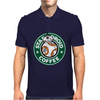 Stardroid Coffee Mens Polo