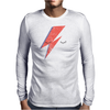 Stardust: David Bowie Tribute Mens Long Sleeve T-Shirt