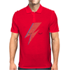 Stardust: David Bowie Tribute Mens Polo
