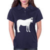 STARING HORSE Womens Polo