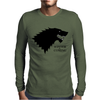 Stark Winter Is Coming Mens Long Sleeve T-Shirt