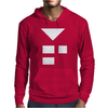 Starman SNES Earthbound Tee Retro Cult Mother T Logo Emblem Mens Hoodie