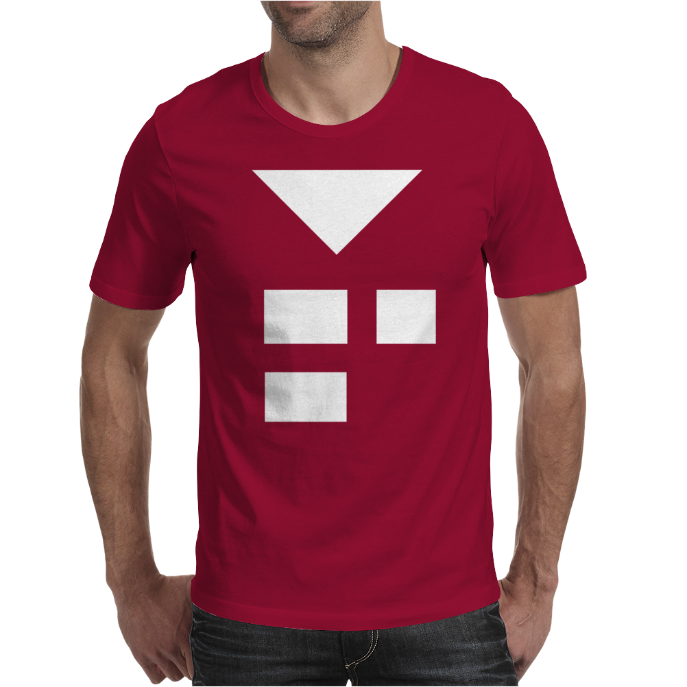 Starman SNES Earthbound Tee Retro Cult Mother T Logo Emblem Mens T-Shirt