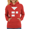 Starman SNES Earthbound Tee Retro Cult Mother T Logo Emblem Womens Hoodie