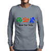 Starting Roots  Mens Long Sleeve T-Shirt