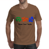 Starting Roots Mens T-Shirt