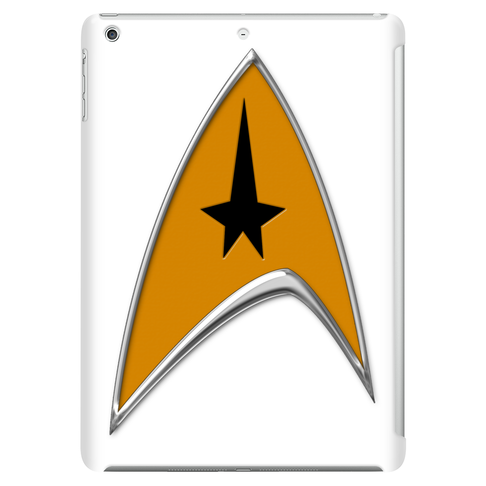 StarTrek Command Signia Chest Tablet (vertical)