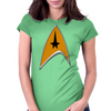 StarTrek Command Signia Chest Womens Fitted T-Shirt
