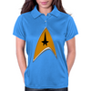 StarTrek Command Signia Chest Womens Polo