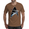 StarTrek Command Silver Signia Enterprise Sovereign E Mens T-Shirt