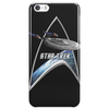 StarTrek Command Silver Signia Enterprise Sovereign E Phone Case