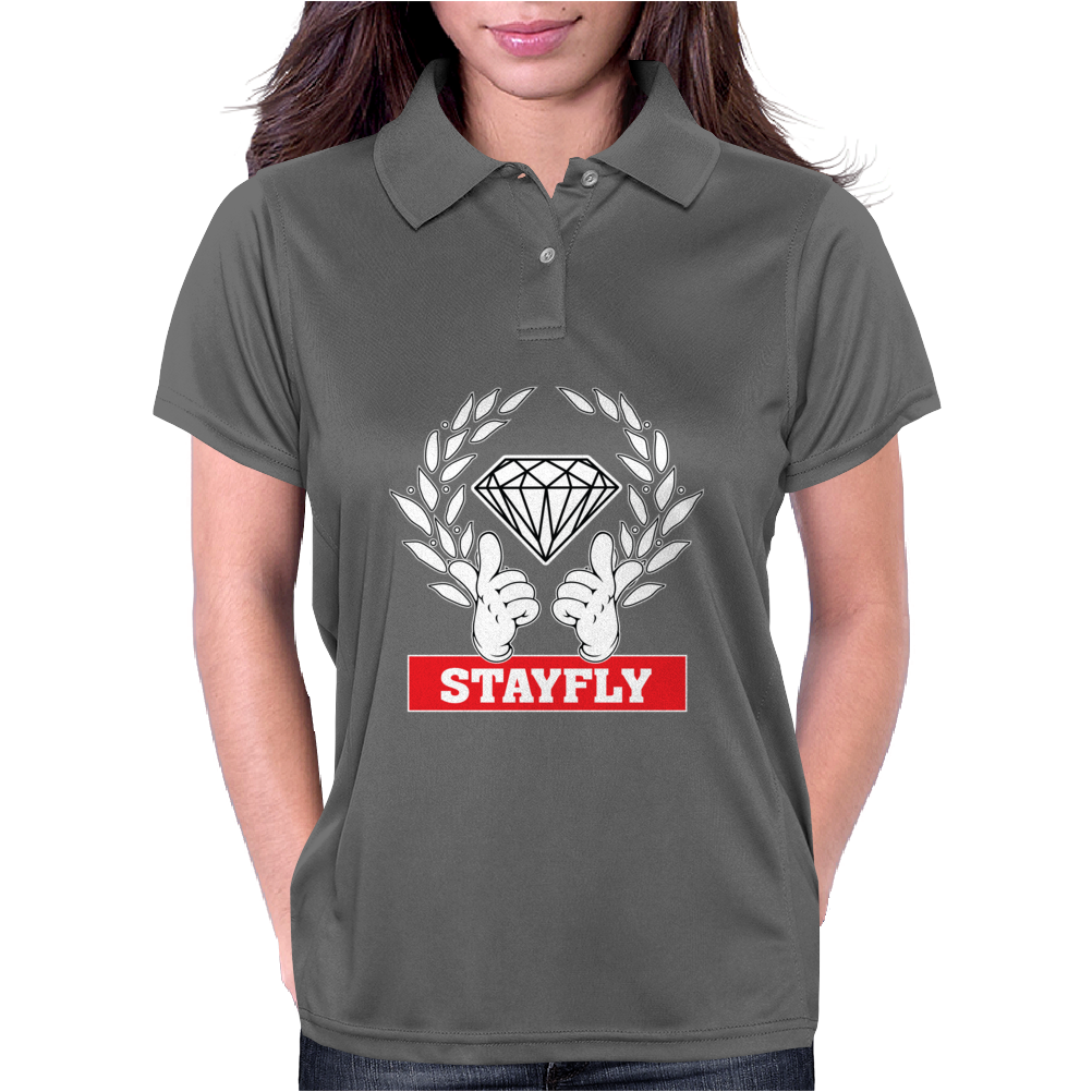 Stay Fly Womens Polo