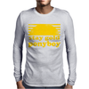 Stay Gold Ponyboy The Outsiders Movie Book Mens Long Sleeve T-Shirt
