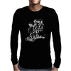 STAY GOLDEN Mens Long Sleeve T-Shirt