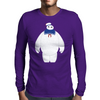 Stay Puft / Baymax parody Mens Long Sleeve T-Shirt