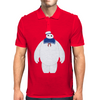 Stay Puft / Baymax parody Mens Polo