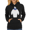 Stay Puft / Baymax parody Womens Hoodie