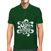 Stay Weird Mens Polo