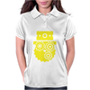 Steampunk Cog Face Womens Polo