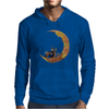 Steampunk Flying Machine  ts Mens Hoodie