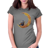 Steampunk Flying Machine  ts Womens Fitted T-Shirt