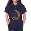 Steampunk Flying Machine  ts Womens Polo