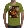 Steampunk in noble design  Mens T-Shirt
