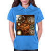 Steampunk in noble design  Womens Polo