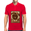 Steampunk Mens Polo