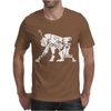Steampunk Monkey Mens T-Shirt