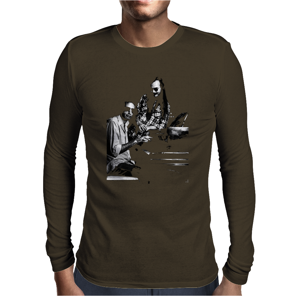Steely Dan Musician Rock Old Classic Mens Long Sleeve T-Shirt