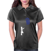 Stencil Doctor Who TARDIS Womens Polo
