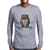 Steve Blum animated/All hail Steve Blum Mens Long Sleeve T-Shirt