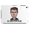 Steve Blum animated/All hail Steve Blum/without Megatron helmet. Tablet