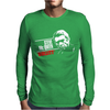 Steve Mc Queen Mens Long Sleeve T-Shirt