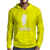 Steven Seagal Out For Justice Retro Mens Hoodie