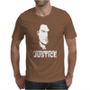 Steven Seagal Out For Justice Retro Mens T-Shirt