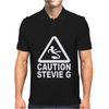 STEVIE G funny Mens Polo