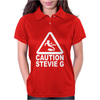 STEVIE G funny Womens Polo