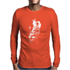 STEVIE RAY VAUGHAN ON STAGE PHOTO Mens Long Sleeve T-Shirt