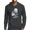 Stick the Finger to Germany Mens Hoodie