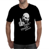Stick the Finger to Germany Mens T-Shirt