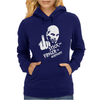 Stick the Finger to Germany Womens Hoodie