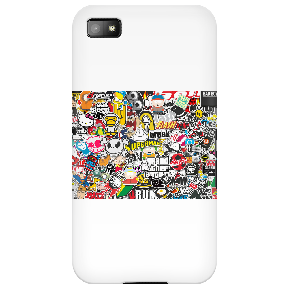 Stickerbomb Phone Case